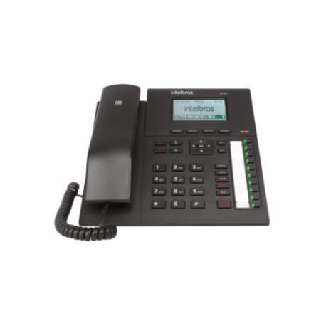 Telefone C/fio Ip Tip 425 Intelbras-tc 4060425