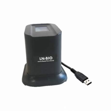 Leitor Biometrico Usb Ln-bio Linear-hcs 1526