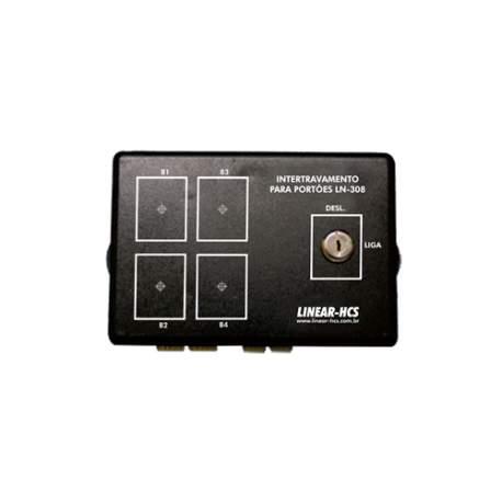 Modulo Intertravamento S/ Botão Linear-hcs 5241/5776