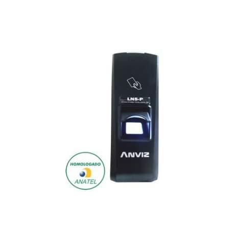 Controladora Digital de Acesso Ln5-p Em Linear-hcs 1580/6085 Biometria