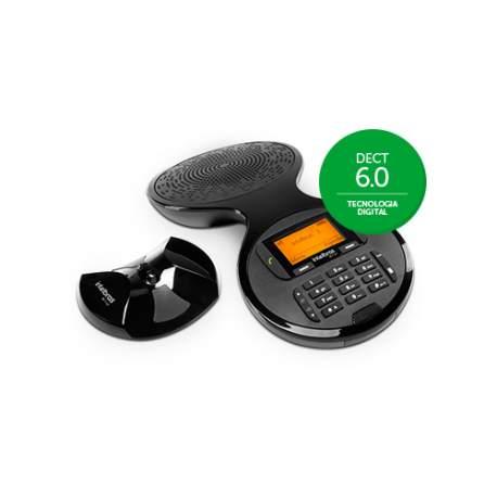 Telefone S/fio Audioconferencia Ts 9160 Preto Intelbras-tho 4129160