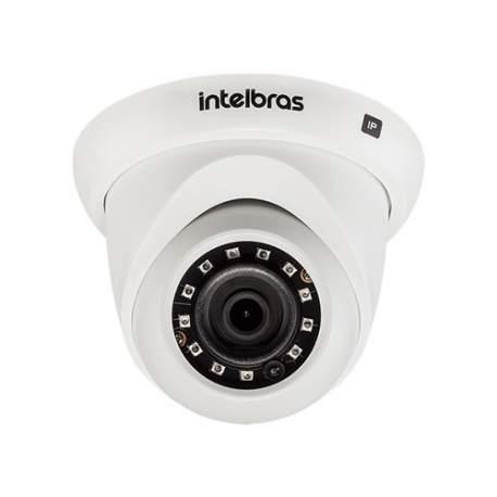 Camera Ip 4564172 Dome Vip 3230 D 2.8mm 2mp 30 Mts Intelbras-cftv Ip 4564172 Poe/full Hd