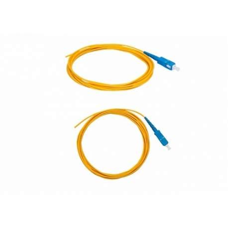 Extensão Optica Sc/upc Sm - 2,0mm 3m - Xfe 1 Intelbras-rf 4830048 Fibra