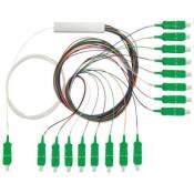 Splitter 1x16 Sc/apc Balanceado Plc Xfs 1162 Intelbras 4830026/fibra