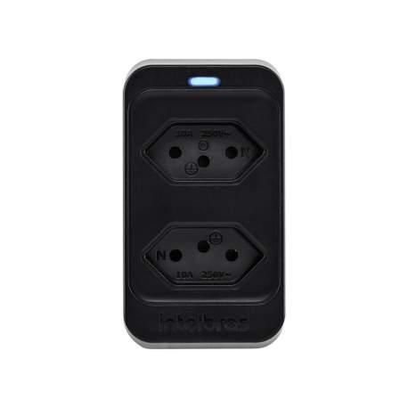 Dispositivo de Protecao Eletrica 2 Tomada Eps 302 Intelbras 4824502