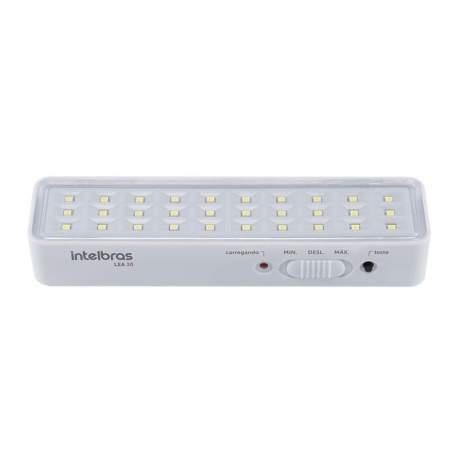 Luminaria Emergencia Autonoma LEA 30 Intelbras
