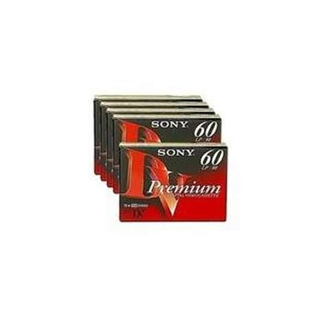 Dvc 60 Min Prl Premium Sony