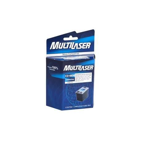 Cartucho Compativel 6656 Multilaser