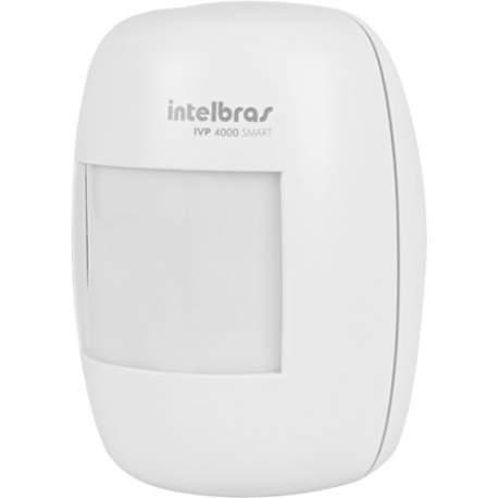 Sensor Infra Passivo S/fio Ivp 4000 Sf Intelbras-sensores 4540011 Smart